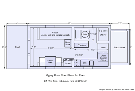 free small house floor plans surprising tiny house trailer plans free gallery best