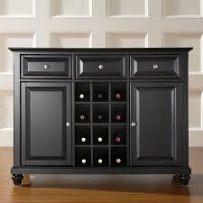 crosley furniture cambridge buffet server and sideboard cabinet