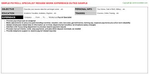 sample cover letter for reimbursement specialist