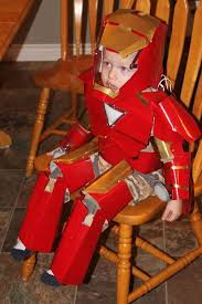Halloween Costumes Iron Man Iron Man Guy 12 Steps Pictures