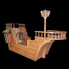 Pirate Ship Bunk Bed Pearl Pirate Ship Bed W Trundle Crows Nest And More