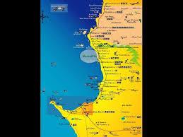 san jose ecuador map distances to and from montañita montañita get in to montañita