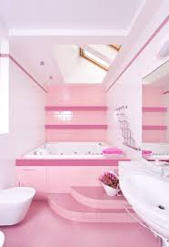 Contemporary Vs Modern Contemporary Green Vs Modern Pink Small Bathroom Color Ideas Idolza