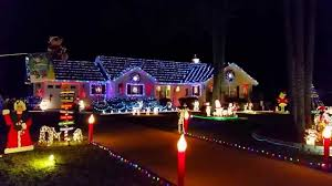 christmas light display to music near me cadd family christmas light display music box dancer youtube