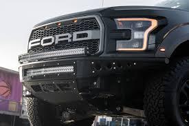 Ford Raptor All Black - 2017 ford raptor venom r front bumper