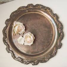 wedding serving trays shop decorative metal serving trays on wanelo