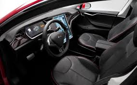 tesla model 3 interior seating the tesla iot car case study mitcnc blog