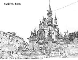 Coloring Castle Usa Map 254f3461584ed22e933c399925da5066 Disney Coloring Pages Castles