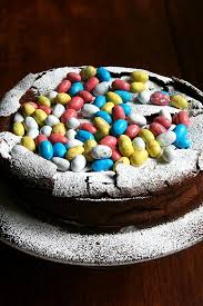 nigella lawson u0027s easter egg nest cake alexandra u0027s kitchen