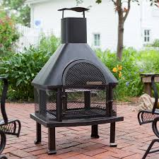 Char Broil Outdoor Patio Fireplace by Amazon Com Red Ember Wellington 4 Ft Fireplace With Free Cover