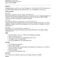 Truck Driving Resume Samples by Awesome Truck Driver Resume Template Sample Displaying Summary And