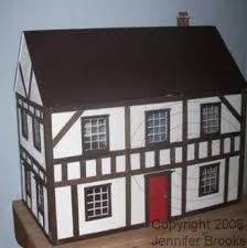 mesmerizing tudor dolls house plans ideas best idea home design