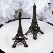 Paris Decorations 6 Inches Paris Eiffel Tower Centerpieces Wedding Party Home