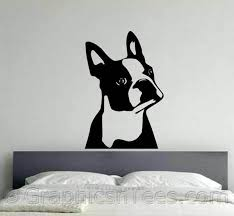 Home Decor Boston Compare Prices On Boston Terrier Decal Online Shopping Buy Low