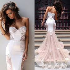 wedding dresses near me custom made sweetheart neck mermaid sweep lace wedding dress