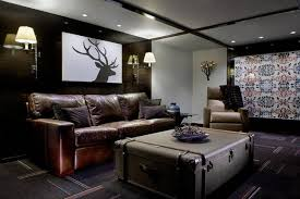 Masculine Home Decor 20 Elegant Masculine Interior Design Ideas