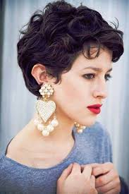 short wavy pixie hair best short curly hairstyles you ll fall in love with part 22