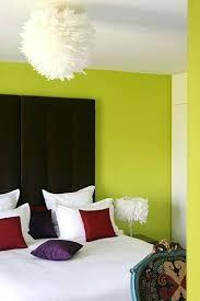 la chambre verte deco chambre verte du vert pour la daccoration de la chambre une