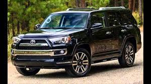 toyota sequoia 2016 car specifications and features tech specs