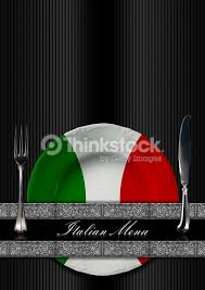 italian restaurant menu design stock photo thinkstock