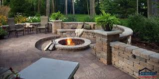 Paving Backyard Ideas Backyard Painted Fences Backyard Paver Contractor Los Angeles