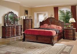 Bedroom Set King Size Bed by Wood Bedroom Sets Home Design