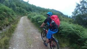great glen way on a mtb july 2016 youtube
