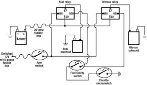 wiring electrical relays into a nitrous system tech article