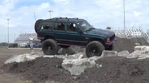 beach cruiser jeep jeep cherokee xj u0026 mj off road course jeep beach youtube