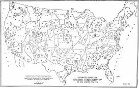 Black And White Map Of The United States by Ground Conductivity Wikipedia