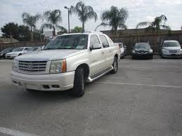 cadillac 2004 escalade 2004 cadillac escalade ext for sale carsforsale com