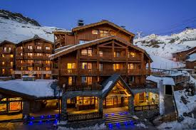 chalet val 2400 val thorens chalet altitude