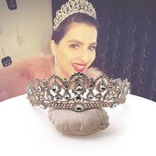 bridal tiara plated bridal tiara i shycrown