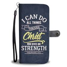 christian products i can do all things christian wallet phone churchprice