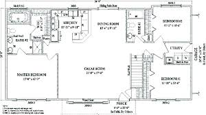 ranch floor plan walkout ranch floor plans image of ranch house plans with walkout