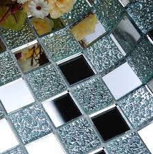 mirror mosaic tiles bathroom home design ideas mosaic bathroom