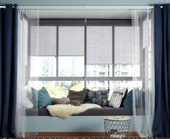 stores pour chambres à coucher design d intérieur rideaux pour grandes fenetres chambre a coucher