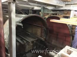 used isve es12 1994 vacuum dryer for sale italy