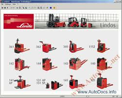 linde forklift truck 2009 parts catalog repair manual order u0026 download