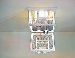 How To Make A Birdcage Chandelier Birdcage Chandelier 10 Insanely Cool Diy Chandeliers