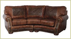 curved leather couch curved leather sofa home design ideas