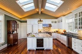 ceiling lights for kitchen ideas 25 captivating ideas for kitchens with skylights
