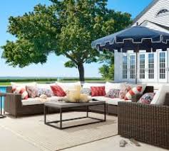 Patio Daybeds For Sale Outdoor U0026 Patio Furniture Pottery Barn