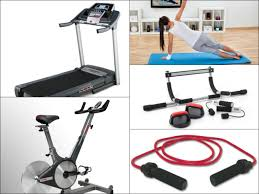 Small Treadmills For Small Spaces - gym flow 100 u2013 5 creative ideas for creating a home gym in a small