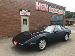 1988 corvette for sale 1988 chevrolet corvette for sale in iowa carsforsale com