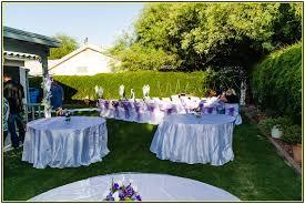 Simple Backyard Wedding Ideas Inexpensive Backyard Wedding Huksf