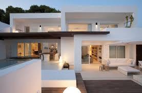 marvelous mediterranean modern house plans modern house modern