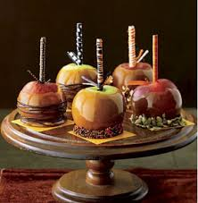 Apple Centerpiece Ideas by Caramel Apple Centerpieces And Favors Budget Brides Guide A