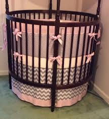 impressive circle baby crib 12 round baby crib bedding sets graco