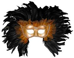 feather masks forum elaborate feather venetian mask gold black one